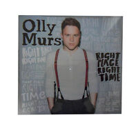 CD ALBUM - Olly Murs - Right Place Right Time (2012)