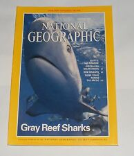NATIONAL GEOGRAPHIC MAGAZINE JANUARY 1995 - THE NILE/EGYPT/SHARKS/WILDFLOWERS