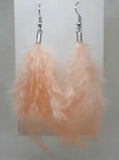 F1123 vogue Feather charming light cute dangle earrings hot sell fashion jewelry