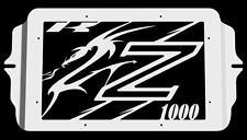 "Kühlerverkleidung / Kühlerabdeckung Kawasaki Z1000 03>06 design ""Dragon"""