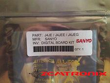 SANYO Digital Main Repair Kit (won't come on) J4JE J4JEE J4JEG EEPROM IC7600