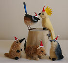 Australian Animal Christmas Tree Brush Hanging Ornaments Xmas,Postage Combined