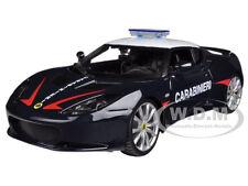 LOTUS EVORA S CARABINIERI ITALY POLICE 1/24 DIECAST MODEL CAR BY BBURAGO 24008