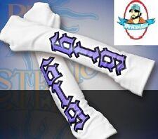 WWE Rey Mysterio White & Purple Armband Set Halloween Costume
