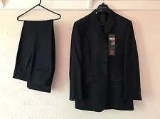 Men's Burton Identity Navy Suit