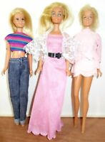 VINTAGE BARBIE DOLL 1966 LOT AS IS