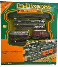 Battery Operated Train Set Intl Express Handpick Play Set B/O Train Series