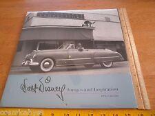 Walt Disney 1996 Images and Inspiration calendar Sealed Disneyland art