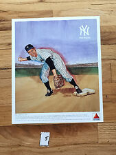 Phil Rizzuto – Ny Yankee 1989 Citgo Color Lithograph