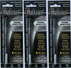 Fisher Space Pen Black Ink Fine Point Refill, 3 Count Original Version