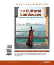 College geography education textbooks ebay the cultural landscape an introduction to human geography the books a la carte fandeluxe Gallery