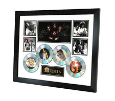 Queen Signed photo Music Memorabilia Limited Edition of 250 & FRAMED