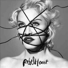 Madonna - Rebel Heart Australia Deluxe Edition CD Bonus Postcards