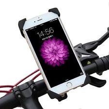 SUPPORTO BICICLETTA BICI UNIVERSALE DA MANUBRIO MOTO PER iPhone 7 e 7S PLUS