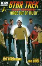 Star Trek New Visions #4 Nm 2014 Stock Image