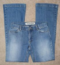 Gap Jeans Sz 6R Long and Lean Boot Cut Flare Cotton Stretch 6 Regular