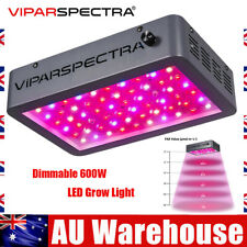 VIPARSPECTRA 600W LED Grow Light Full Spectrum Indoor Plants Flower Hydroponic