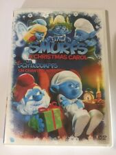 The Smurfs A Christmas Carol  Dvd  2012 English And French