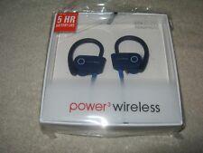 Power3 Wireless G5 Sports Wireless in Ear Headphones, Purple, NIB!!!