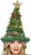 Chapeaux et coiffes verts noël pour déguisement et costume