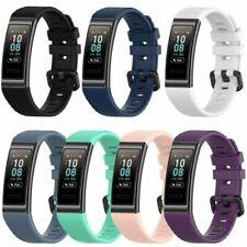 Für Huawei Band3 Pro Smart Watch Band Wristwatch Soft Silikon Strap Ersatz Teile