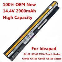 New OEM Battery For Lenovo IdeaPad L12S4E01 L12M4E01 L12L4E01 L12M4A02 L12L4A02