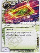 Android Netrunner LCG - 1x #020 Kyuban - Reign and Reverie