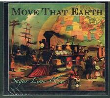 SUGAR LIME BLUE - Move That Earth - 2015 USA 7-trk CD album - US Roots/Americana