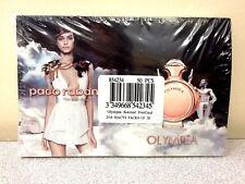 Paco Rabanne Olympea EDP Pull Tab Gel Sample Card- WRAPPED LOT OF 50!