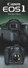 Camera Brochure - Canon - EOS 1 - 1989 - No World Cup logo (CB148) - N