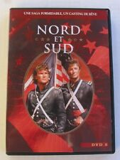 DVD NORD ET SUD - Patrick SWAYZE / David CARRADINE / Johnny CASH - N°2