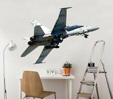 3D Aircraft N81 Car Wallpaper Mural Poster Transport Wall Stickers Amy