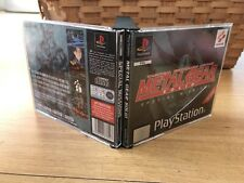 Metal Gear Solid Special Missions Ps1 EMPTY CASE