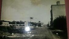 San Giovanni Suergiu(CAGLIARI Sardegna)distribut. benzina Agip-viaggiata anni50
