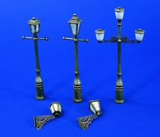 VERLINDEN PRODUCTIONS #874 Lanterns & Lamposts in 1:35