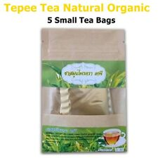 Thai Herbal Tepee Tea Natural Organic Java tea Kidney tea plan 5 Small Tea Bags