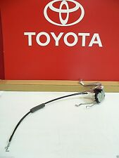 Sequoia Tundra Front Passenger Door Lock Assembly  LH   OEM Toyota  69304-0C010