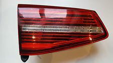 Volkswagen Passat B8 2016 ESTATE REAR LIGHT IN TRUNK LID, LEFT OEM 3G9945307