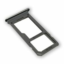 Samsung Galaxy S8 Sim Card Holder Slot Micro SD Card Tray Black G950 New