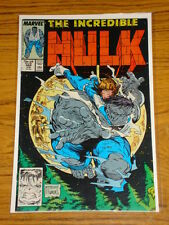 INCREDIBLE HULK #344 VOL1 MARVEL COMICS MCFARLANE JUNE 1988