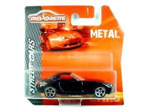 MAJORETTE / #244 BMW Z4 Roadster (Black) / STREET CARS.