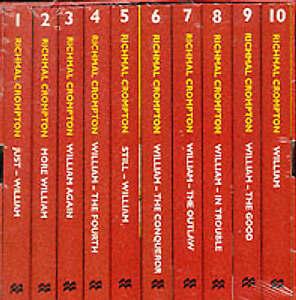 Just William Boxed Set 10 books