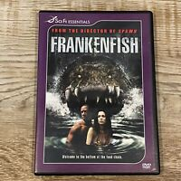 Frankenfish DVD, 2006 Sci Fi Essentials Horror Cult Action Comedy SPAWN Director