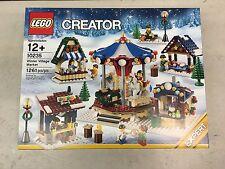 LEGO CREATOR Winter Village Market Christmas Holiday 10235 BRAND NEW SEALED