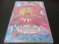 """DVD NEUF """"BARBIE : BARBIE ET SES AMIES LES FEES PAPILLONS"""" dessin anime"""