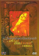 And God Created Woman (1956) - Brigitte Bardot, Curd Jürgens (Region All)*
