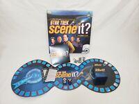 Star Trek Scene It? Trivia DVD Game excellent condition 2009
