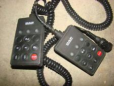 DAF 105XF remote control ECAS 1337230; 4460561290