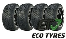 4X Tyres 235 55 R18 100H All Terrain Tyres SUV AT  E C 71dB (set of 4)