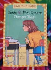 Cheater Pants #21 JUNIE B., FIRST GRADER (Barbara Park) Paperback Book